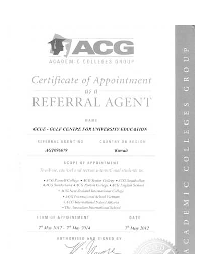 REFERRAL AGENT